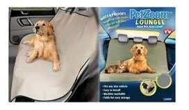 Funda Cobertor Protector Auto Pet Zoom Loungee Perros Gatos