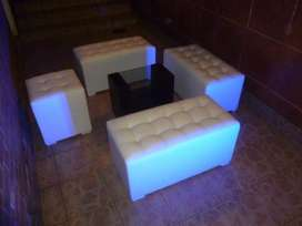 Salas Lounge para Eventos, Karaokes, Bar