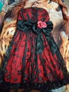 Vendo hermoso vestido para fiesta
