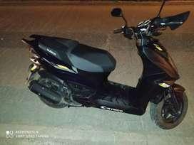 vendo moto agility gold modelo 2020 azul petroneo