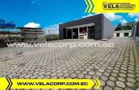 VENDO LOCAL COMERCIAL EN AV. LOS COLONOS