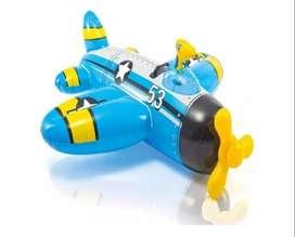 Flotador Intex 57537 Para Niño Tipo Avion Piestola De Agua