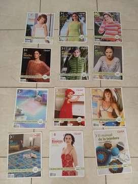Lote de Revistas Clarin Crochet