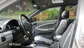 Optra hatchback automático full equipo