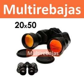 Binoculares Tácticos Profesionales 100% Filtro Uv + Estuche