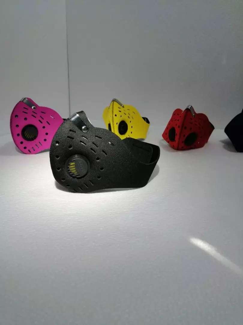 Máscaras antipolucion de 25.000 o de 35000 0