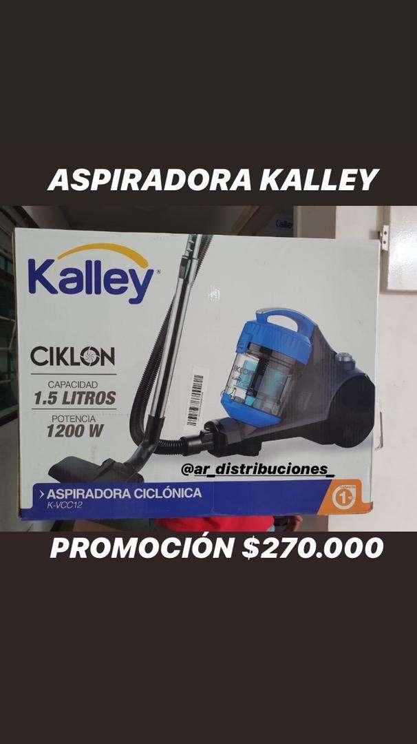 ASPIRADORA KALLEY