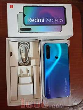 Vendo celular RedmiNote de un mes de uso