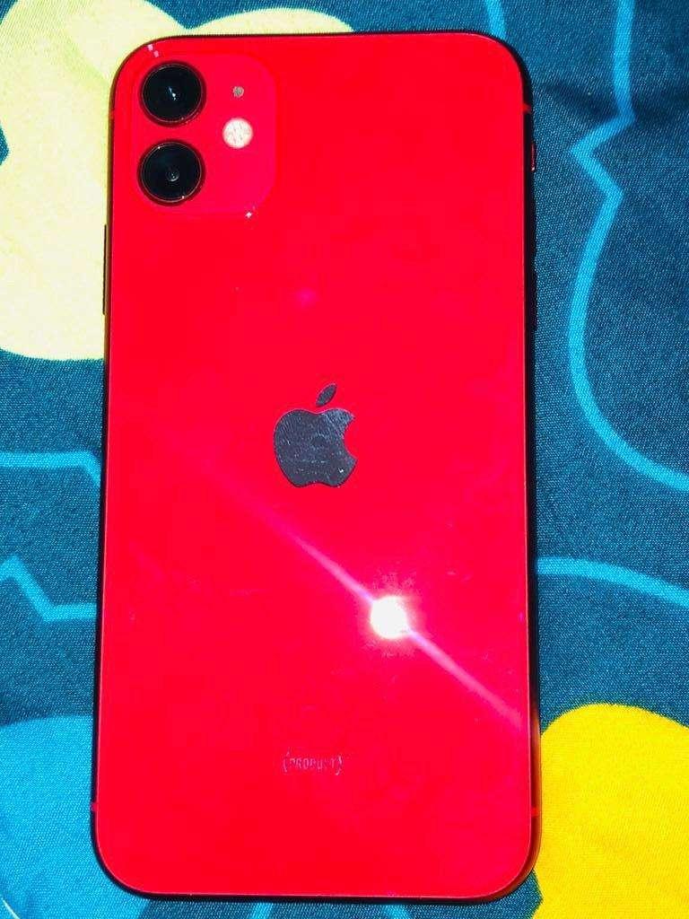 Vendo I phone 11 como nuevo