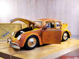 Volkswagen Beetle/Transformers Bumblebee