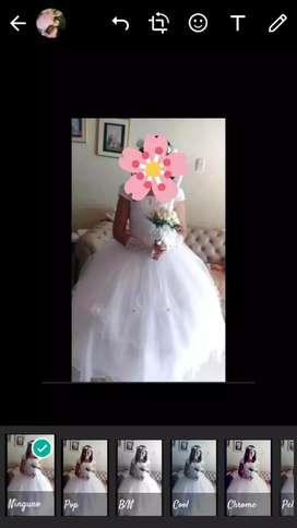 Vestido 1 comunión