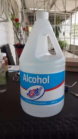 Alcohol en garrafa jgb
