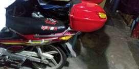 Moto RTM en excelente estado