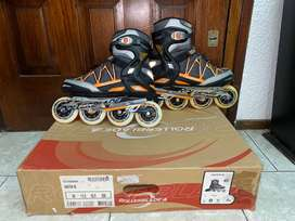 Rollers Rollerblade Igniter 90 Hombre Talle 45 nuevos
