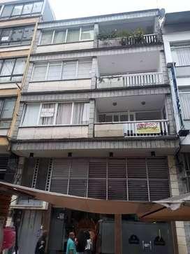 Alquiler apto sector plaza Bolívar