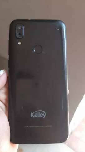 Vendo celular kalley silver max
