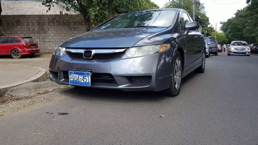 vendo honda civic 0