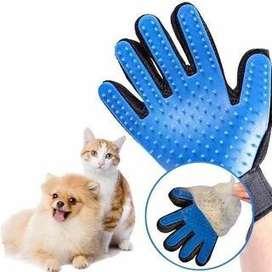 Cepillo Guante Para Su Mascota