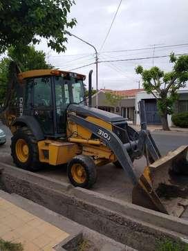 RETROEXCAVADORA JOHN DEERE 310J