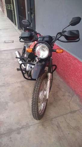 Vendo Moto GL 125