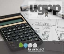 Asesoría y Tramite UGPP Abogados y Contadores