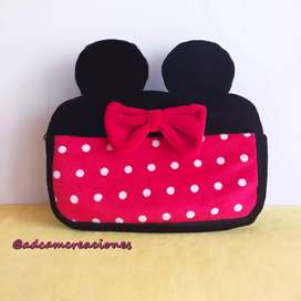 Cosmetiquera Minnie Mouse