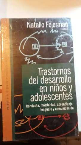 TRASTORNOS DEL DESARROLLO EN NIÑOS Y ADOLESCENTES (nuevo)