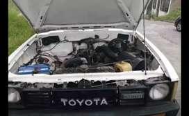Toyota Stout año 81.