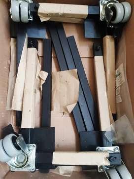 Rack de electrodomésticos