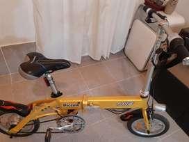 Vendo Bici Electrica Nueva