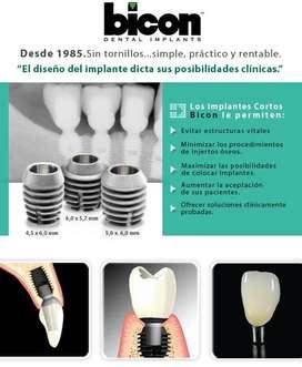 Implante Dental en Capital Federal - Estudio Odontologico Puerto Madero