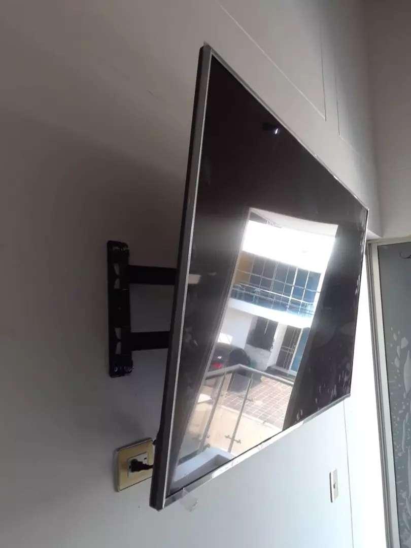 Soportes con rotacion hasta de 90 grados para televisores