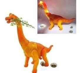 Dinosaurio Cuello Largo Movimiento Env Inmediato