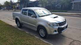 Toyota HILUX SRV 4x2 IMPECABLE