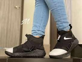 Zapato Tennis Deportivo Nike Lebron Para Hombre