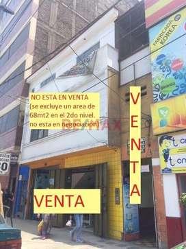 Local Comercial En Venta - La Victoria - Lima - ID 89262