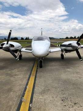 Se vende avion PIPER SENECA