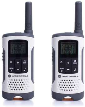 Radios De Comunicación Motorola T260mc Talkabout Wolkie Toki