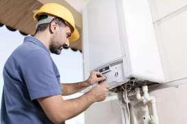 Mantenimiento, Reparación D Calentadores estufas y freidoras instalación de puntos de gas