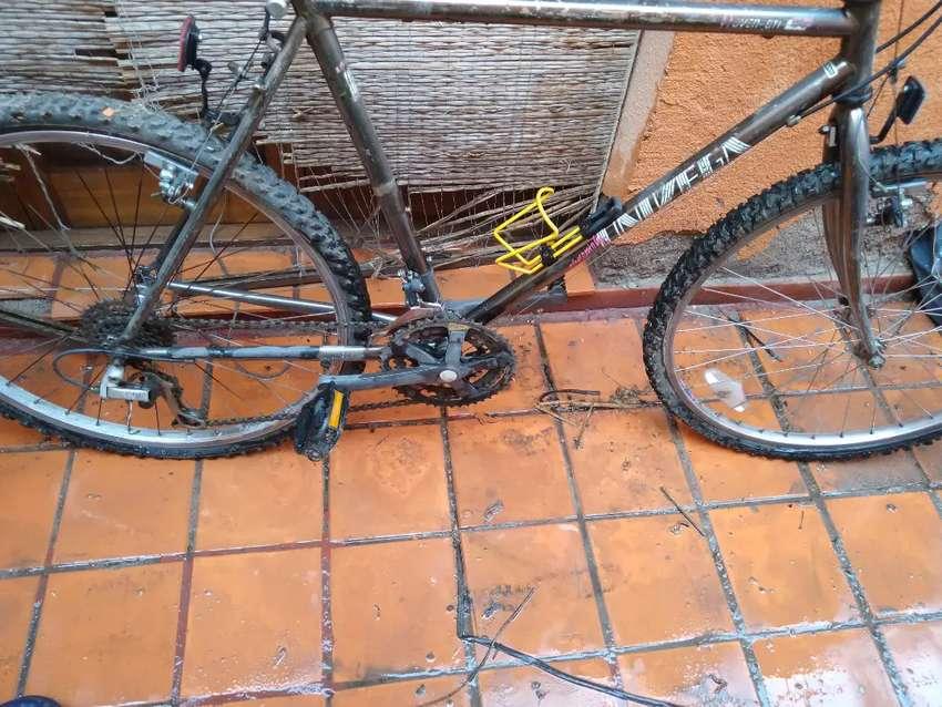 Vendo 2 bicicletas 0