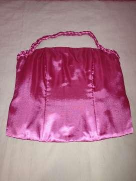 Corset rosa