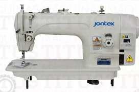 Máquinas de coser familiares e industriales
