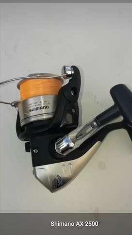 Reel. Shimano 2500 AX