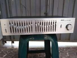 ECUALIZADOR AKAI EA-G80