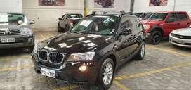 BMW X3 Año 2013