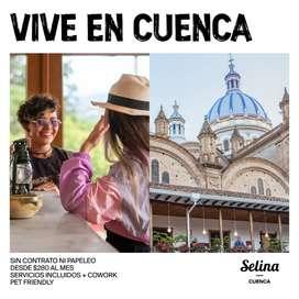 Arriendos Temporales en Selina Cuenca!