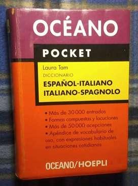 Diccionario Océano Pocket Español - Italiano