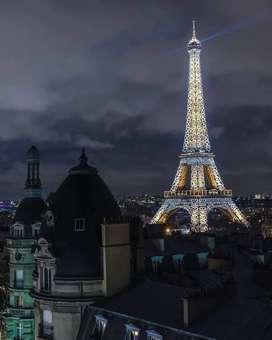 Viajes a París desde Bogotá