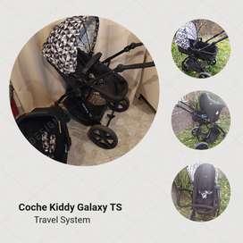 Coche Bebe Travel System Kiddy Galaxy TS