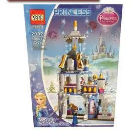 Castillo Princess de lego 347 piezas
